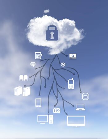 Abstract Connection of Cloud Computing