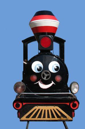 Little toy train