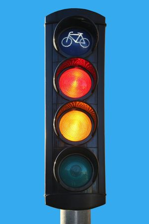 traffic light Stock Photo - 4300921