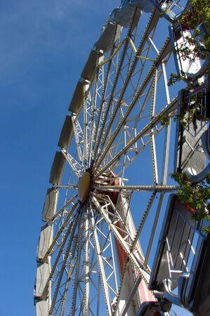 ferriswheel:                        Large ferris wheel