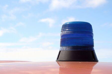 Blue sirene