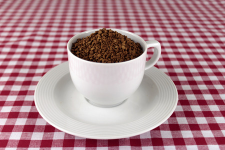 instant coffee: instant coffee