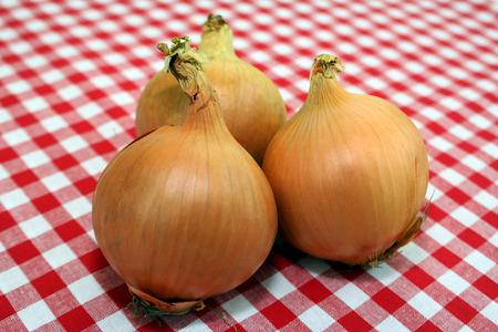 cebollas: tres cebollas