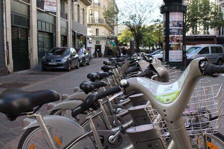 Rentable Bicycles