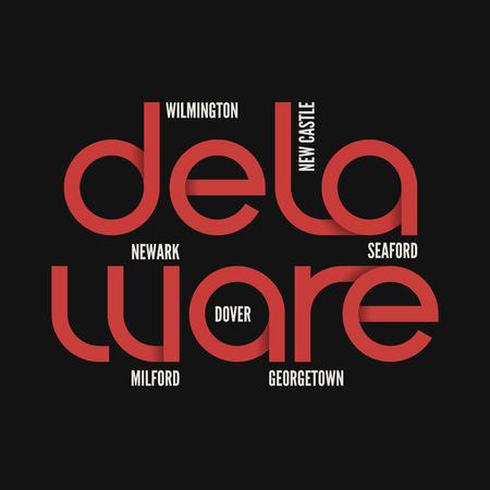 Delaware state.