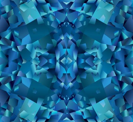 Abstrait bleu avec une belle texture