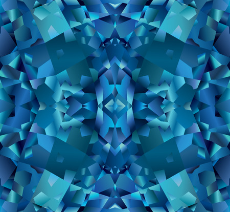 Blue abstract background with beautiful texture