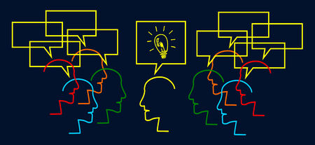 builds: Teamwork builds big idea