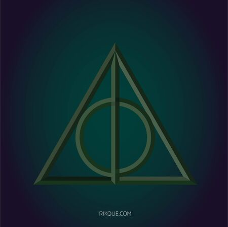 Deathly Hallows sign