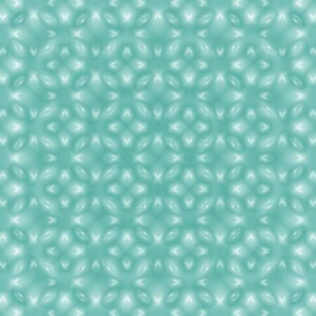 cyan pattern Stock Photo