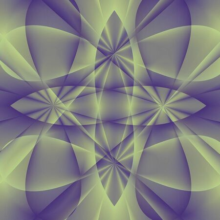 symmetric background