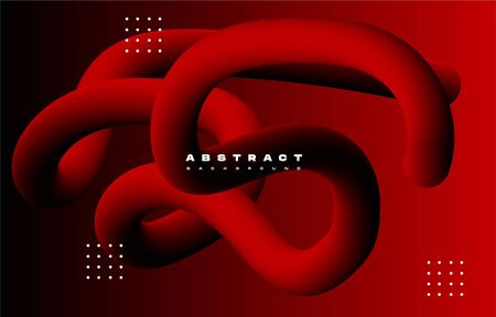 abstract background red in modern style