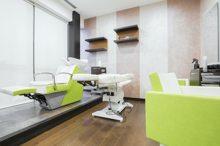 Modern beauty salon photo