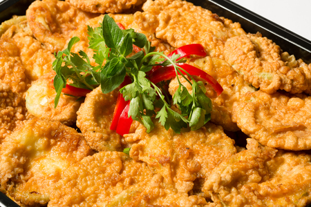 cutlets: Fried cutlets