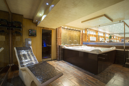 hydromassage: Novi Sad, Serbia - 03.11.2015. Best Western Prezident Hotel Editorial