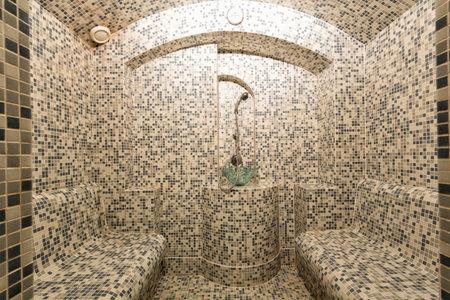 bathroom interior: Turkish bathroom interior Editorial