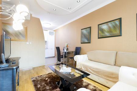 hotel suite: Hotel suite interior
