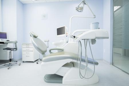 現代の歯科オフィスのインテリア