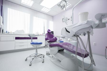 현대 치과 사무실 인테리어