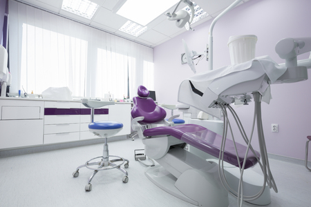 medical office: Modern dental office interior