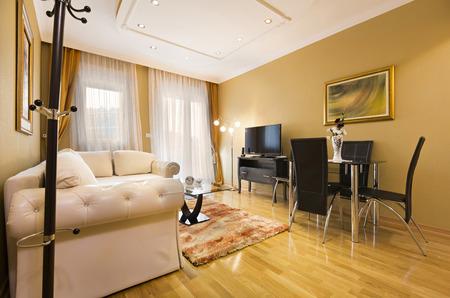 hotel suite: Interior of a luxury hotel suite