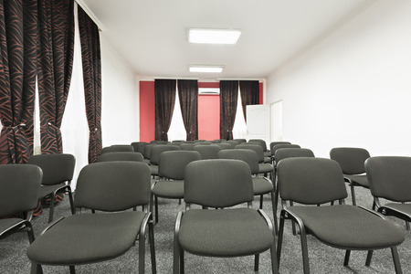interior room: Interior of a conference room