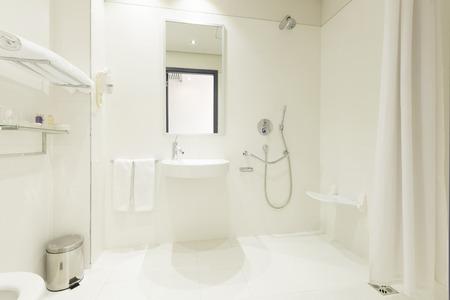 Interieur van een moderne bad kamer