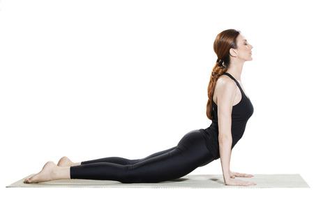 bhujangasana: Yoga Cobra Pose - Bhujangasana