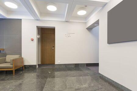 granite floor: Granite floor in hotel lobby