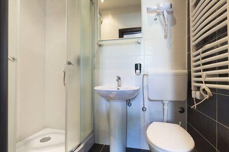luxuriously: Modern bathroom interior
