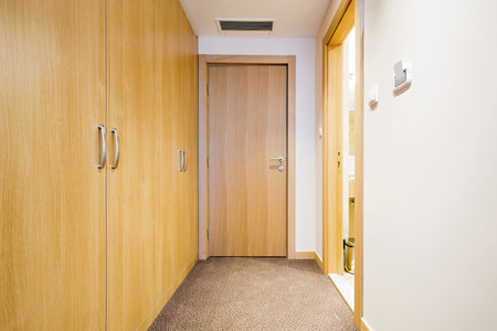 key cabinet: Entrance hall of a modern apartment