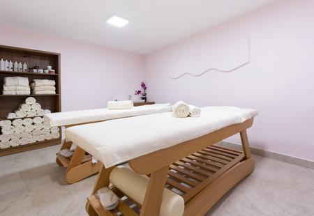 interior room: Interior of a massage room