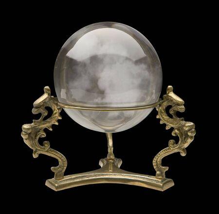 Crystal Ball  Standard-Bild - 856403