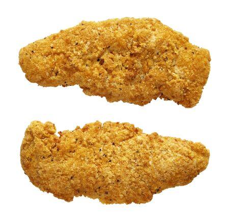 鶏の指 写真素材