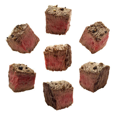 Meat Chunks Фото со стока - 861041