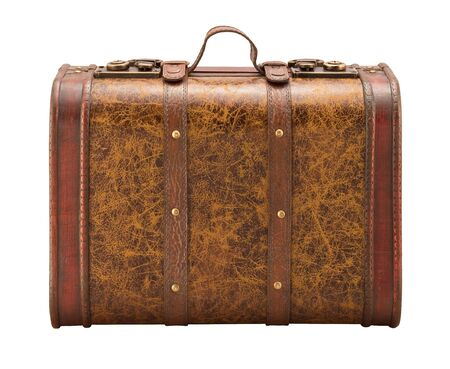overnight: Old Suitcase