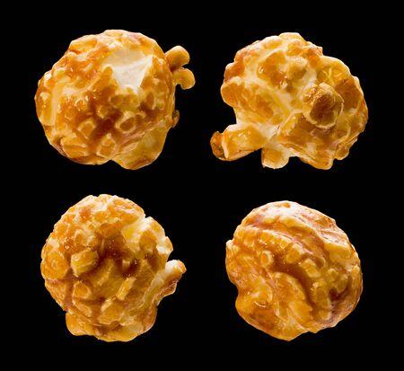 carmel: Palomitas de caramelo recubiertos