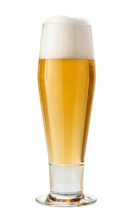 Classic Pilsner (Bier) Stockfoto