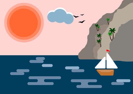 coastal: coastal boat