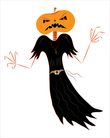 phantom: Jack a pumpkin a phantom.