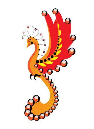 ashes: Russian phoenix Illustration