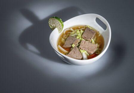 Vietnamese Soup Pho Bo