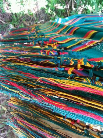 colorful hammock stock photo picture and royalty free image image