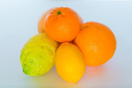 Lemons, Orange and tangerine 2