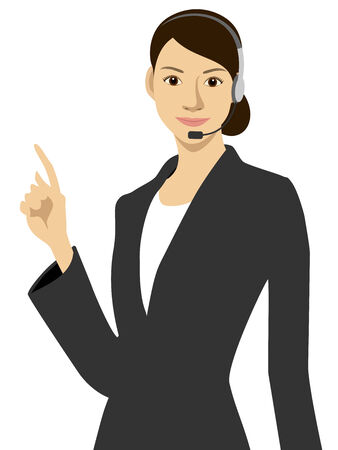 woman,lady,young,business, Stock Vector - 8397793