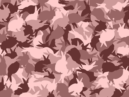 A camouflage design
