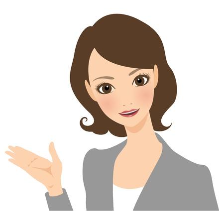Businesswoman Guidance