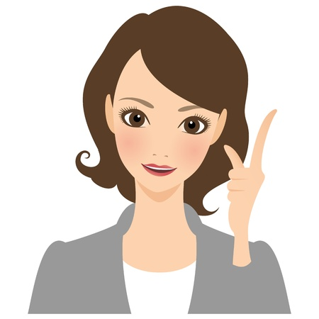 Businesswoman Solution