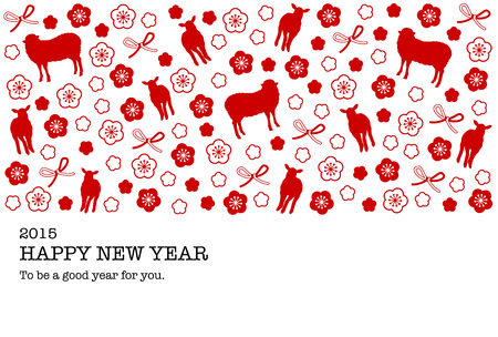 New Year \  's card