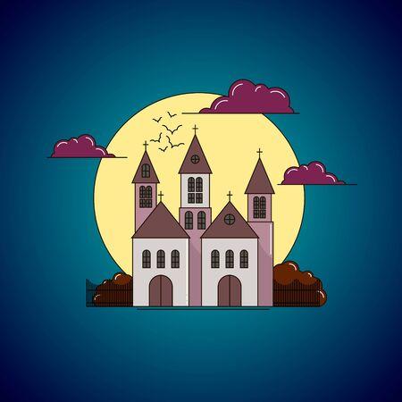 vlad: Halloween castle